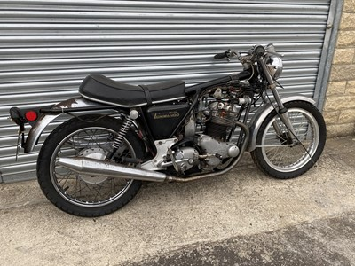 Lot 3 - 1972 Norton Commando project