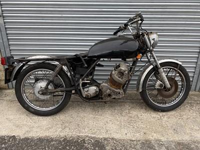 Lot 1 - 1974 Norton Commando Project