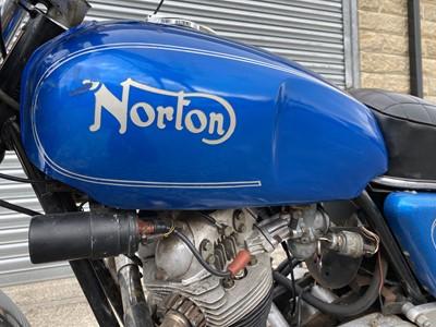 Lot 5 - 1974 Norton Commando Project