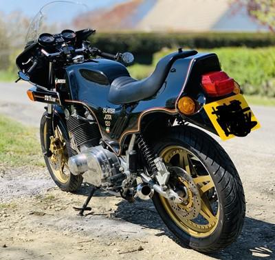 Lot 36 - 1982 Laverda Slater Jota 120