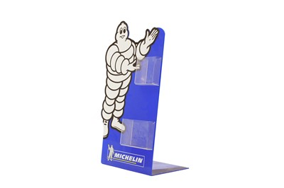 Lot 108 - Michelin Tyres Leaflet / Map Garage Display Sign