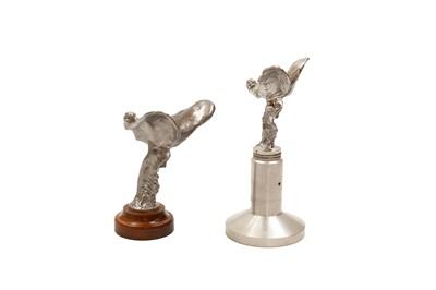 Lot 112 - Two Rolls-Royce Mascots