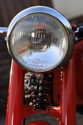 Lot 6 - 1953 Moto Guzzi Cardellino