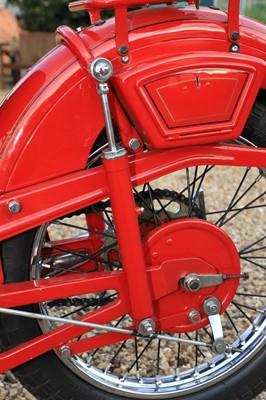 Lot 20 - 1947 Moto Guzzi Airone Turismo