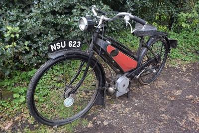 Lot 201 - 1940 Coventry Eagle Auto Ette