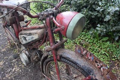Lot 203 - c.1947 Excelsior Autobyk