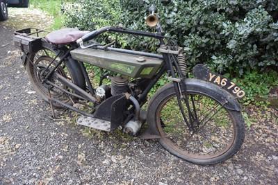 Lot 23 - 1923 Royal Enfield RE201