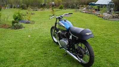 Lot 207 - 1962 BSA A50