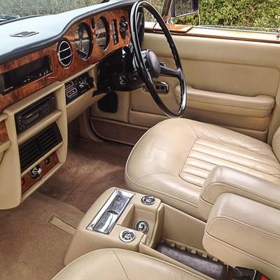 Lot 349 - 1983 Rolls-Royce Silver Spirit