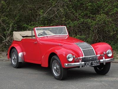 Lot 68 - 1948 Allard M1 Drophead Coupe