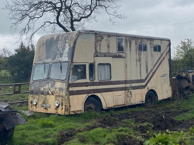 Lot 359 - 1965 Albion Claymore Horse Box