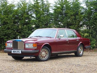 Lot 314 - 1983 Rolls-Royce Silver Spirit