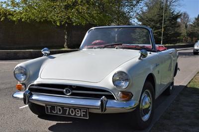 Lot 89 - 1968 Sunbeam Alpine Mark V