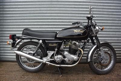 Lot 1973 Norton Commando 850
