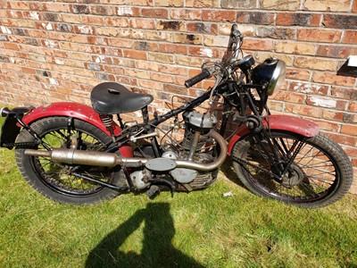 Lot 208 - 1938 P& M Panther 250