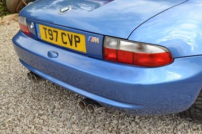 Lot 362 - 1999 BMW Z3M