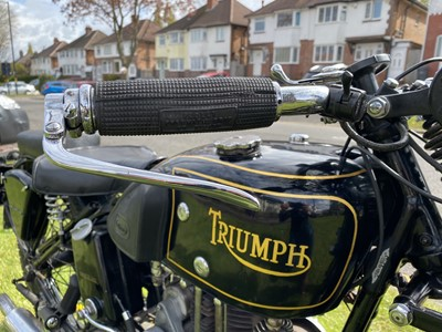 Lot 28 - 1936 Triumph 5/2