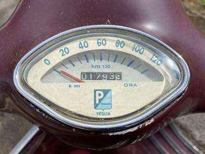 Lot 26 - 1962 Vespa