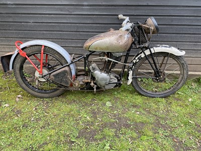 Lot 27 - 1938 Panther M30 Project