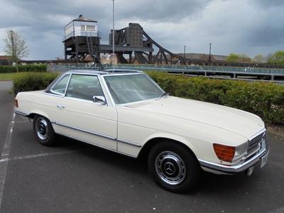 Lot 95 - 1974 Mercedes-Benz 450 SL