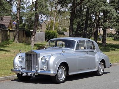 Lot 38 - 1960 Rolls-Royce Silver Cloud II