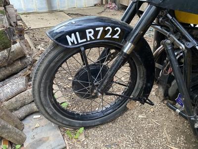Lot 68 - 1951 BSA M21