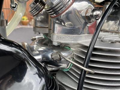 Lot 46 - 1961 Triumph TR5A/C