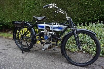 Lot 48 - 1910 Douglas Model C