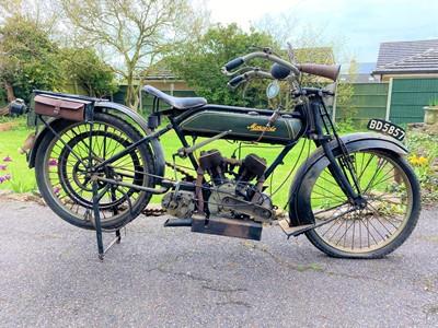 Lot 47 - 1921 Monopole 560cc Vee Twin