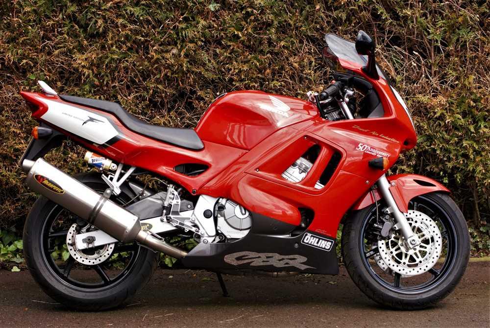Lot 44 - 1999 Honda CBR600F