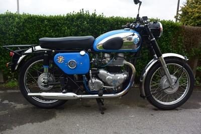 Lot 140 - 1960 AJS 650 CSR