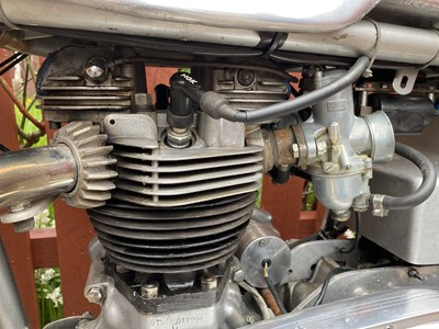 Lot 81 - 1961 Triton