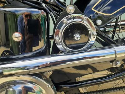 Lot 82 - 1934 Rudge Radial Sports