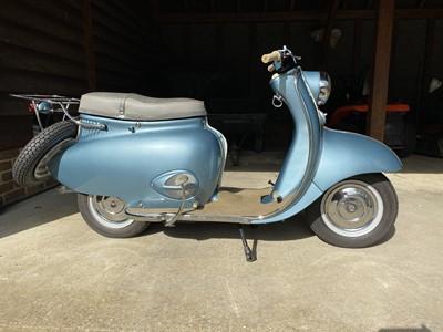 Lot 108 - 1959 Triumph Tigress