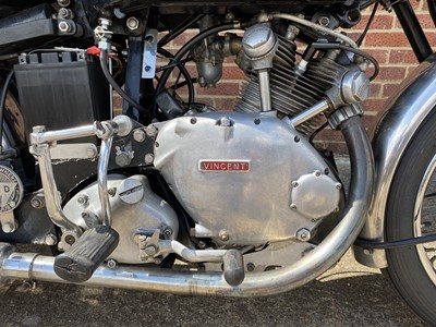 Lot 84 - 1950 Vincent Meteor