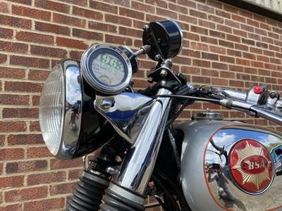 Lot 85 - 1963 BSA Rocket Gold Star