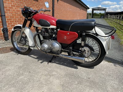 Lot 31 - 1959 Matchless G12