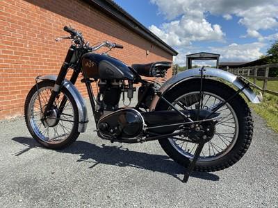 Lot 29 - 1949 AJS 16MC