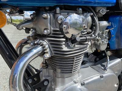 Lot 63 - 1973 Yamaha TX650