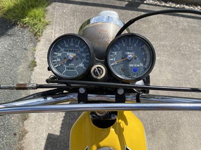 Lot 58 - 1976 Yamaha DT400