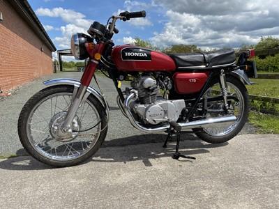Lot 56 - 1975 Honda CB 175