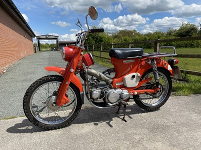 Lot 32 - 1968 CT90 Trial