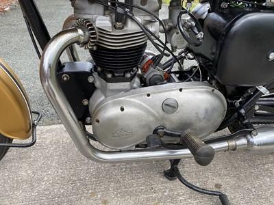 Lot 30 - 1958 Triumph Thunderbird