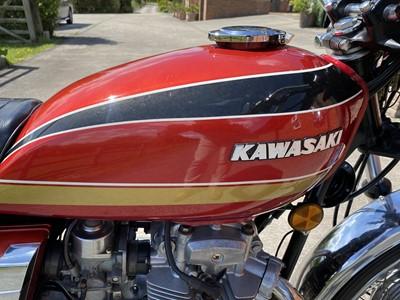 Lot 57 - 1975 Kawasaki KZ400