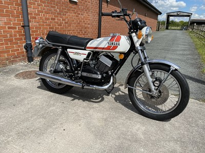 Lot 62 - 1974 RD 250