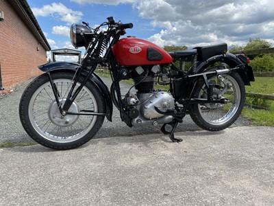 Lot 60 - 1940 Gilera Saturno Sport
