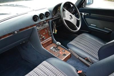 Lot 1988 Mercedes-Benz 420 SL