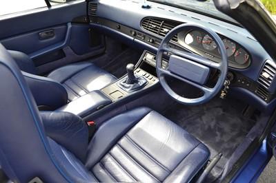 Lot 7 - 1992 Porsche 944 S2 Cabriolet