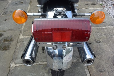 Lot 127 - 1975 Suzuki RE5