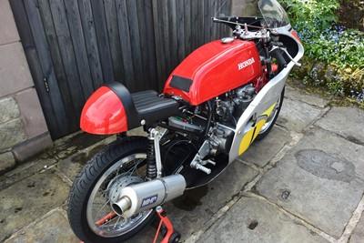 Lot 22 - c.1975 Honda CB500/4